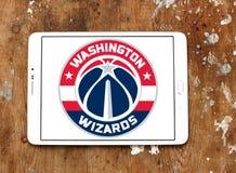 Washington Wizards american basketball team logo Stock Photos