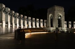 WashingtonWorld War II Memorial Stock Images
