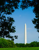 Washinton Monument Stock Photography
