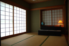 Washitsu Immagini Stock