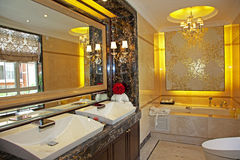 washroom Στοκ Εικόνα
