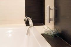 Washroom detail royalty free stock photos