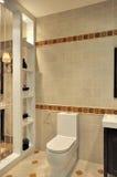 Washroom interior Royalty Free Stock Photo