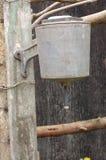 Washstand d'attaccatura immagini stock libere da diritti