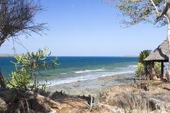 Wasini-Insel, Kenia lizenzfreie stockbilder