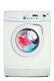 Wasmachine. royalty-vrije stock foto