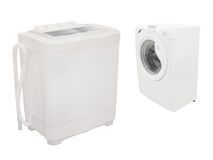 wasmachine Royalty-vrije Stock Fotografie