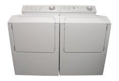 Wasmachine en Droger Royalty-vrije Stock Foto