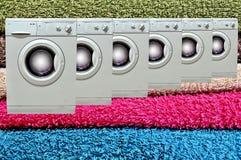 Wasmachines Stock Fotografie