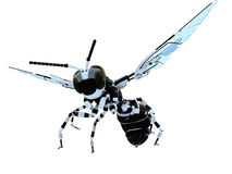 Wasp Robot Royalty Free Stock Photography