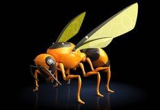 Wasp robot Royalty Free Stock Photo