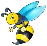Wasp temabild 1 Royaltyfri Bild