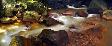 Wasser Stockfoto