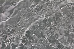 Wasser als Hintergrund Lizenzfreies Stockbild