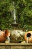Wasser-Brunnen Lizenzfreies Stockfoto