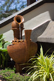 Wasser-Brunnen Stockfotos