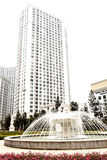 Wasser-Brunnen Lizenzfreies Stockbild
