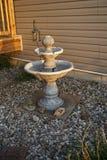 Wasser-Brunnen 2 Stockbild