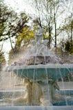 Wasser-Brunnen Stockfoto
