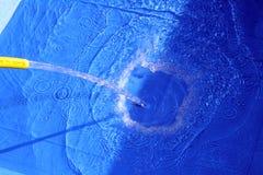 Durchsichtiges Wasser stockfotos