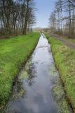 Wasser in der Landschaft Lizenzfreie Stockfotografie
