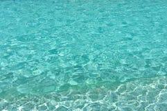 Wasser-Detailhintergrund des Swimmingpool-Ufers blauer geplätscherter lizenzfreie stockbilder