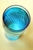 Wasser in einem Glas Stockfoto