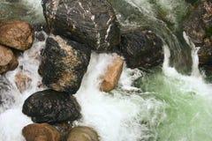 Wasser-Fälle Lizenzfreie Stockfotografie
