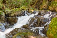 Wasser-Fälle Lizenzfreie Stockfotos