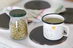Wasser für Tee Lizenzfreies Stockbild