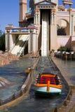 Wasser-Fahrt Stockfoto