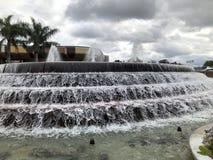 Wasser-Fall lizenzfreies stockfoto