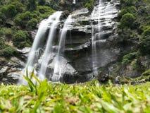 Wasser-Fall von Sri Lanka lizenzfreies stockfoto
