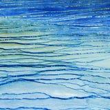 Wasser-Falten Lizenzfreie Stockfotos