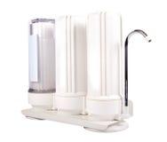 Wasser-Filter Stockfotografie