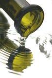 Wasser-Flasche stockfotos