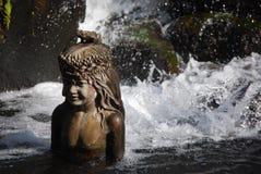 Wasser-Geist Stockbild