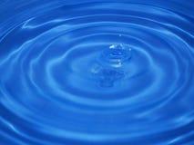 Wasser gießt Tröpfchen-Reihe 325 Lizenzfreie Stockbilder