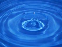 Wasser gießt Tröpfchen-Reihe 324 Lizenzfreies Stockbild