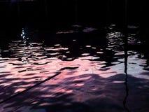 Wasser ist empfindlich stockfoto