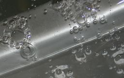 Wasser-Juwelen stockfotos