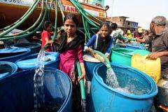 Wasser-Knappheit stockfoto