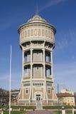 Wasser-Kontrollturm Stockfotografie
