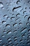 Wasser lässt Hintergrund fallen Lizenzfreie Stockfotografie