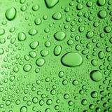 Wasser lässt Hintergrund fallen Lizenzfreies Stockfoto