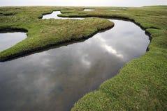 Wasser-Landschaft Lizenzfreie Stockfotografie