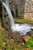Wasser-Leistung stockfoto