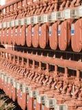 Wasser-Messinstrumente Lizenzfreies Stockfoto