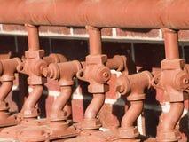 Wasser-Messinstrumente Stockbild