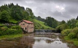 Wasser moulin Stockbild